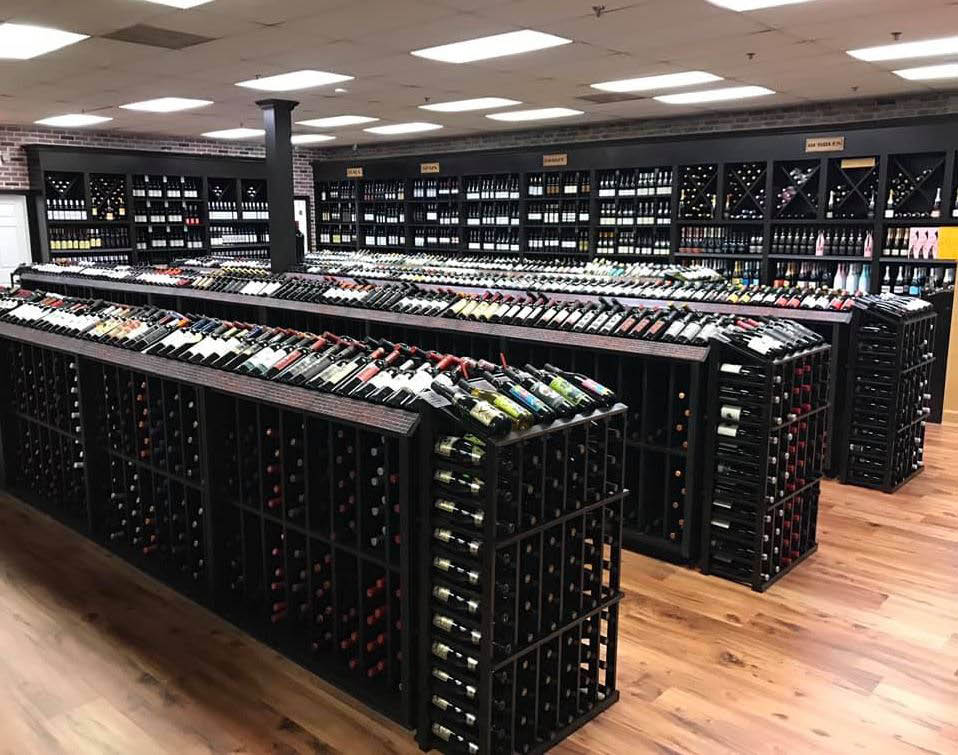 Red & White Wine at The Wine Authority & Spirits in Mount Sinai, NY