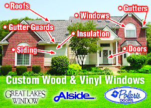 home service photo with labels