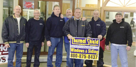 Thermal Shield Staff photo