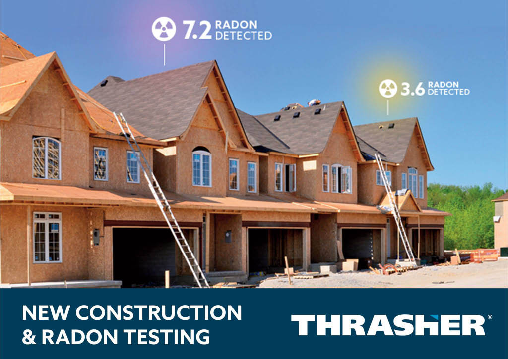 thrasher radon testing services