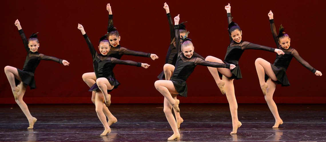 Jazz classes for young dancers near Sunol, CA
