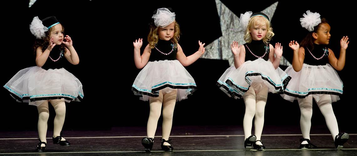 Tap classes for aspiring dancers near Pleasanton, CA