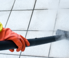 Steam cleaning for all your rooms and flooring.