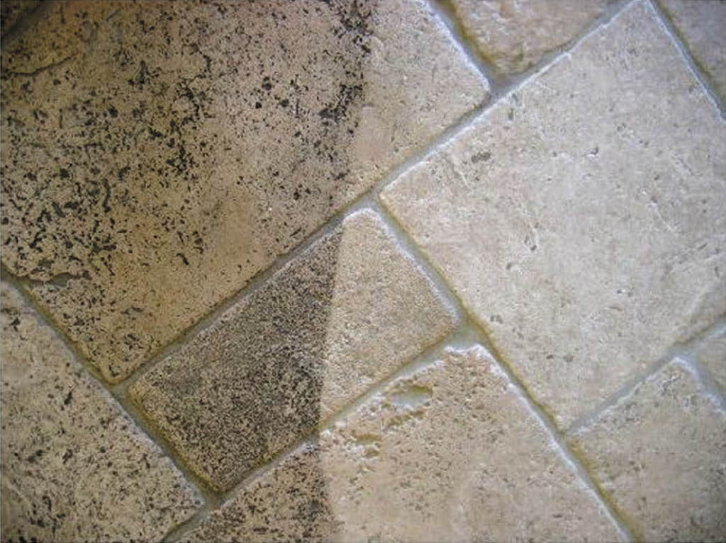 photo of tile & grout cleaned by Stanley Steemer in Flint, MI
