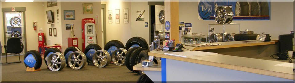 Tires and wheels - general auto repair - auto service - auto maintenance - Sterling Automotive Service Inc - Edgewood, WA - auto shop