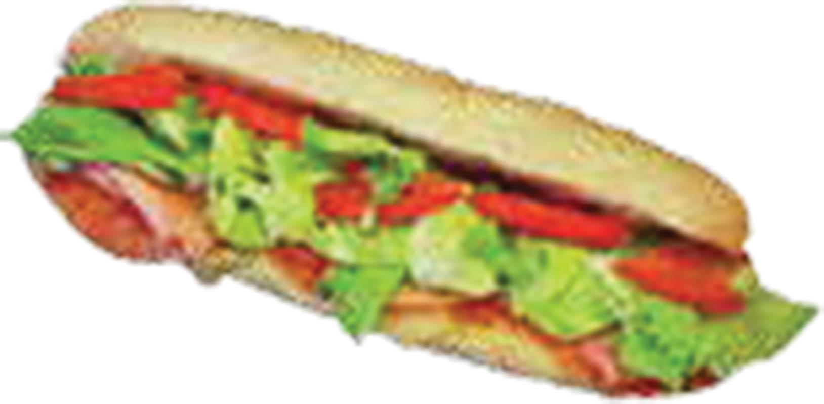 Picture of sub at Toarmina's in Taylor, MI