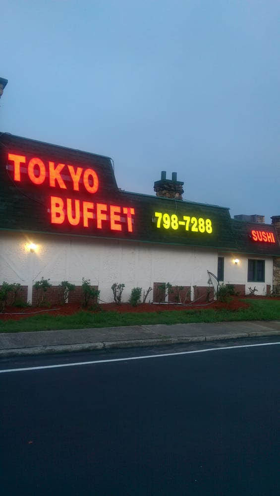 Get Japanese food near Irmo and Lexington, SC