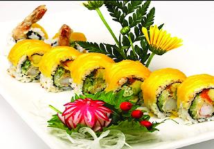 hand roll & maki roll sushi tokyo sushi brooklyn park MN