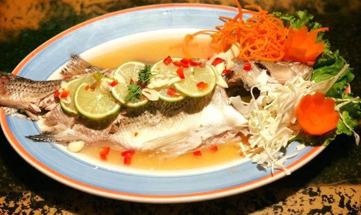 thai food in Vienna, Va.