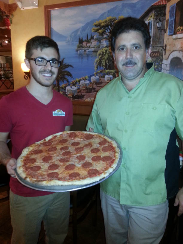 Pizza, Italian, Subs, Sandwiches, Spaghetti, Salad, Soups, Seafood, Chicken, Pasta, Wine