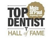 Top Dentist Hall of Fame award