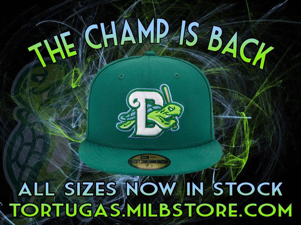 Daytona Tortugas Award Winning Hat