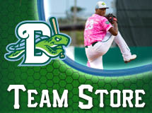 Daytona Tortugas Baseball Merchandise