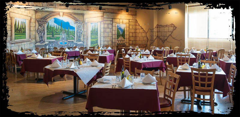 Welcome to Toscana, our family-owned Italian-American restaurant