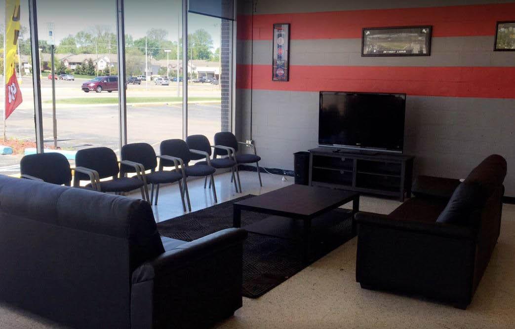 photo of interior of Total Car Care in Livonia, MI