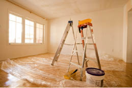 House painting coupons for Total Home Services in Fairfax County VA.