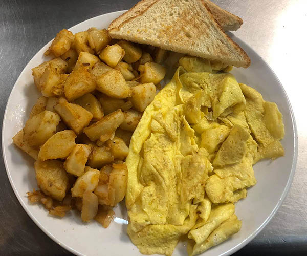 Breakfast Served & Delivered All Day Long!