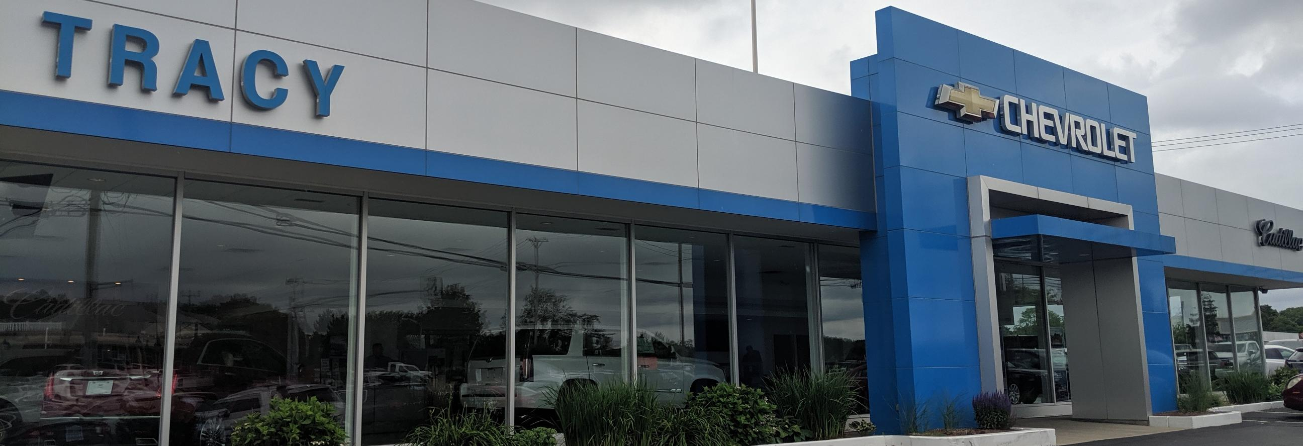 Since our beginning in 1992, Tracy Chevrolet has emphasized first-rate customer service!