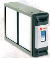 Trane Clean Effects Air Filtration System Unit.
