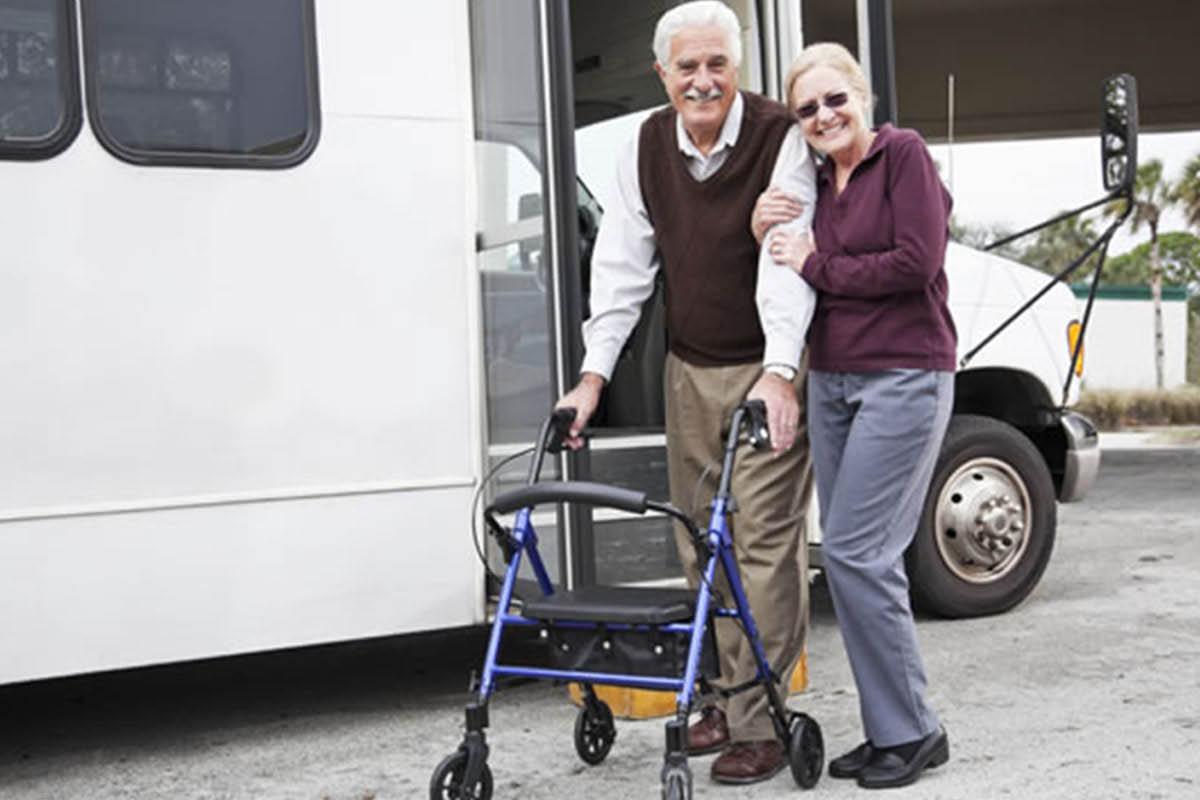 Lancaster-Fairfield Public Transit handicap accessible