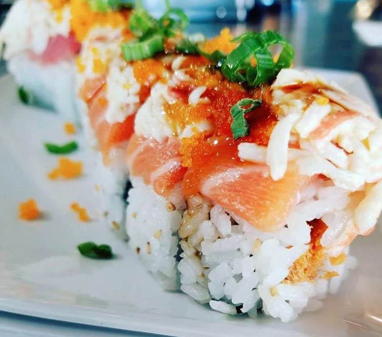 Trapper's Sushi in Southcenter Mall -Tukwila, WA - sushi rolls - long rolls - Nigiri - Sashimi near me - Tukwila sushi near me - Tukwila sushi coupons near me - sushi in Tukwila, WA