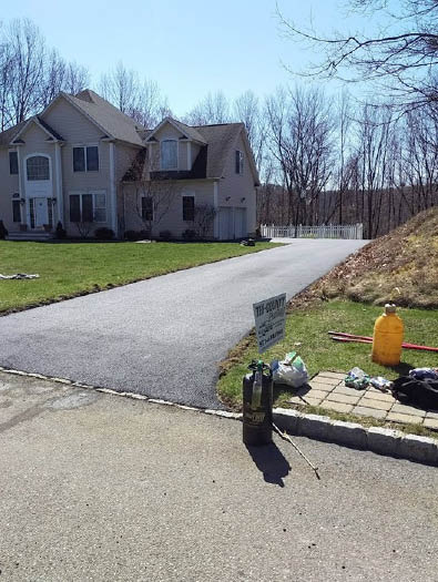 Residential Paving by Tri-County Paving in Hopatcong NJ