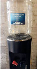 business water cooler delivered by Tribeca Beverage in Jersey Shore, New Jersey