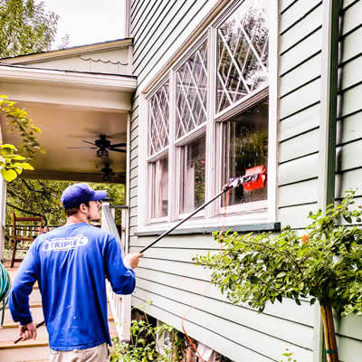Morris County Window Cleaning by Triple C Window Cleaning & Power Washing