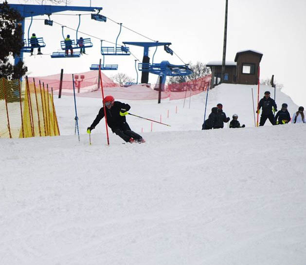 Trollhaugen Outdoor Recreation Area - Downhill Racing