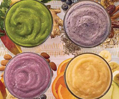 Tropical Smoothie Cafe - delicious and healthy smoothies - Kent, Washington - smoothie shop in Kent - Kent smoothie shops
