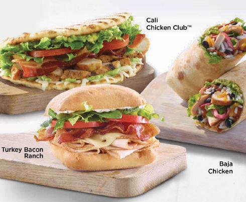 Tropical Smoothie Cafe - healthy sandwiches - wraps - flatbreads - Kent, WA