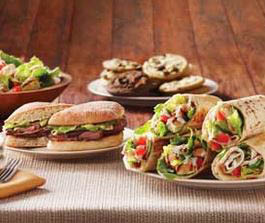 Catering from Tropical Smoothie Cafe in Fenton & Flint
