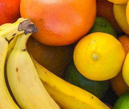 Real fruits and vegetables used in Tropical Smoothies Cafe Smoothies in Fenton & Flint