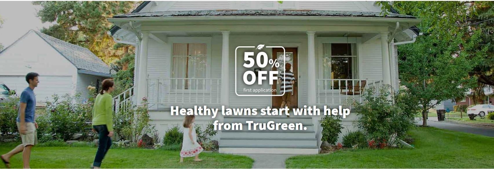 TruGreen, Inc. lawn care