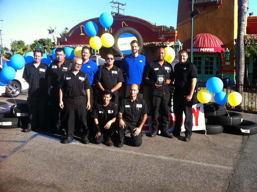 Our Trusted Tire and Service staff are waiting to assist you at our Diamond Bar location
