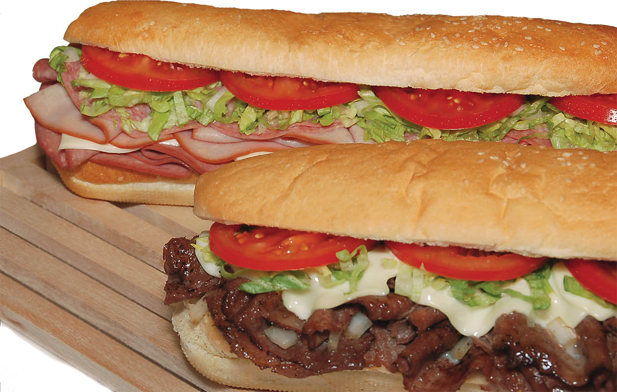 photo of two Tubby's subs from our Shelby Township, MI locations