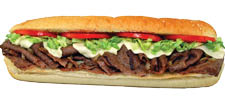 photo of Tubby's Steak sub from Tubby's in Berkley, Royal Oak and Beverly Hills, MI