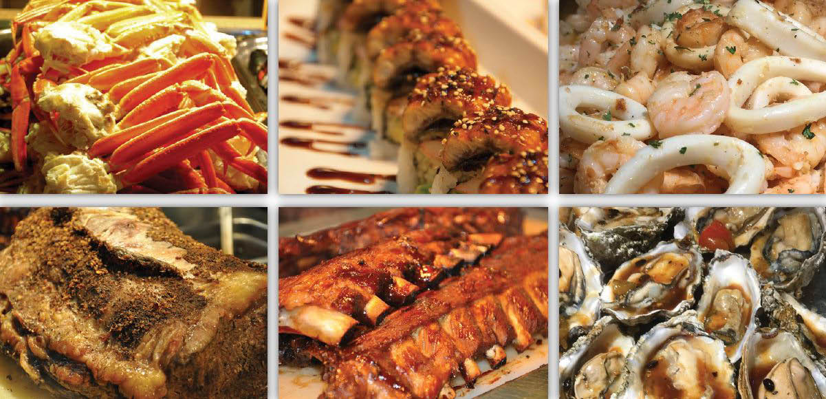 Mizuki Buffet in Tukwila, WA offers a large selection of sushi, seafood, Asian Cuisine and American Cuisine - Japanese restaruant
