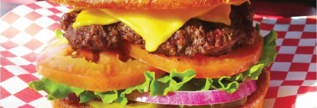 Red Wagon Burgers main banner image - Tumwater, WA