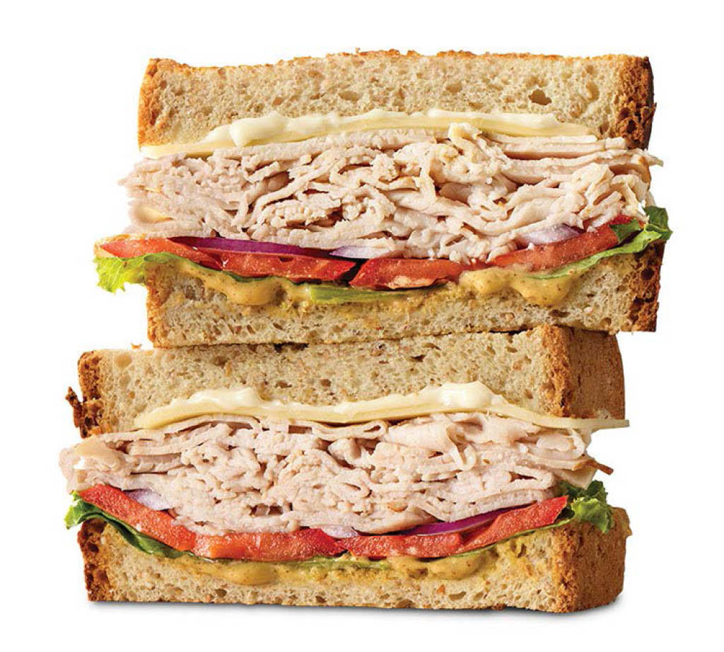 arby's restaurants cincinnati ohio turkey swiss