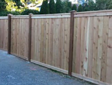 Tuyen's Landscaping in Seattle, WA - fence installation - wood fencing - new fence - landscapers near me - Seattle lawn maintenance professionals near me