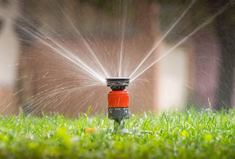 Sprinkler systems installed by Tuyen's Landscaping in Seattle, WA - Seattle landscapers near me - Seattle landscaping companies near me - Seattle lawn maintenance companies near me