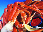 twin dragon snow crab legs