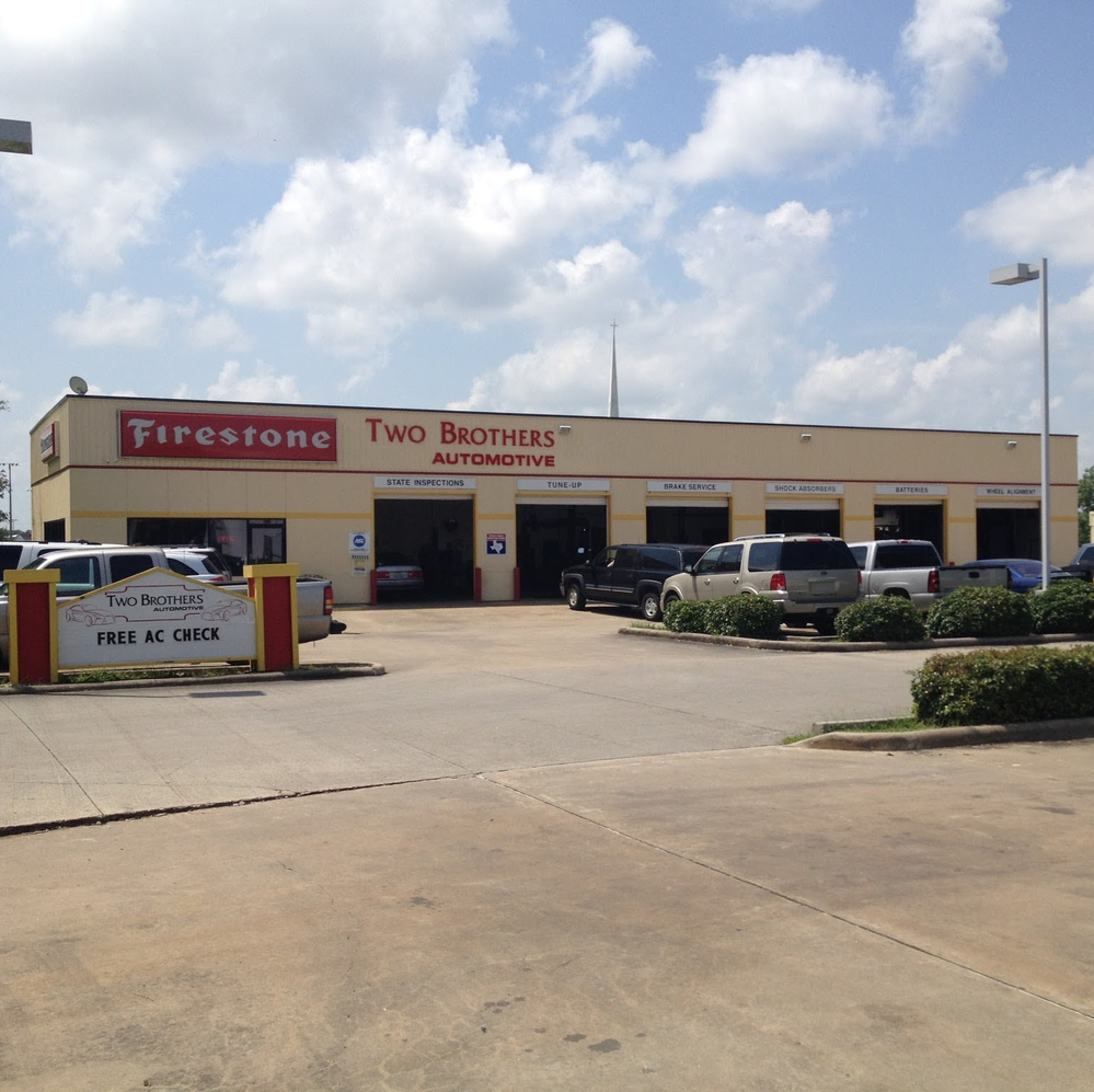 Get a free ac check or another ac service at our garage in Houston, TX.