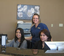 At Two Rivers Dental in Bolingbrook, IL, our friendly and caring staff will keep your smile looking bright.
