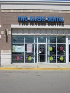 Two Rivers Dental in Bolingbrook, IL is a state-of-the-art digital dental facility.