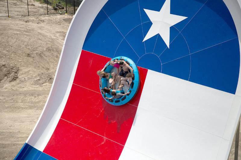 Water park near Sugar Land, TX
