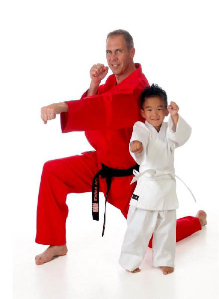Enjoy martial arts training from USA Karate