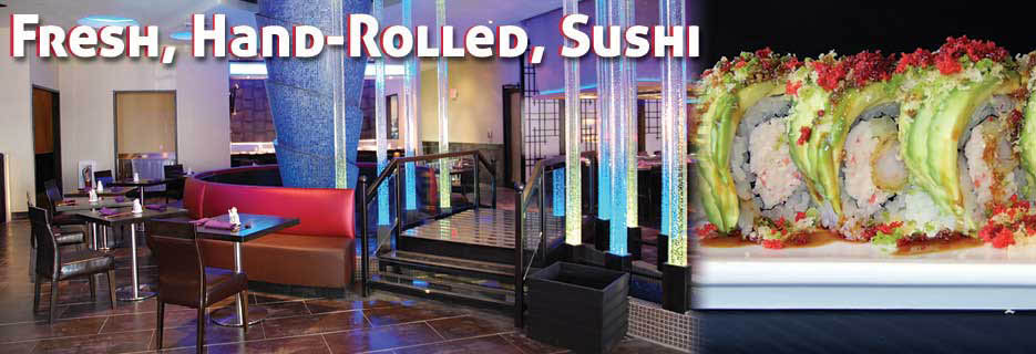 umi Japanese steakhouse restaurant serving sushi hibachi dinners in Rochester ny coupon coupons