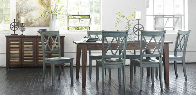 Beautiful, traditional, modern and other dining room furniture styles in sizes to fit your family near Petaluma, CA